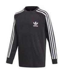 camiseta 3-stripes (unissex) 5-6 anos