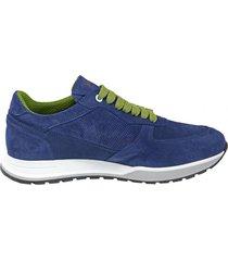 zapatillas space azul florsheim