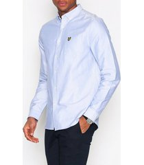 lyle & scott oxford shirt skjortor riviera