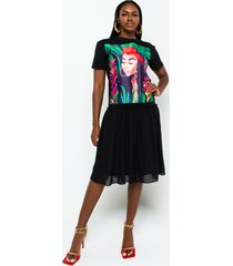 akira crown on my head tulle bottom midi dress