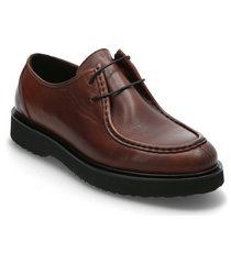 stb-cosmos apron l loafers låga skor brun shoe the bear