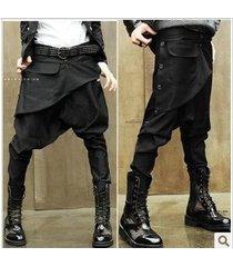 men's pants, casual full length