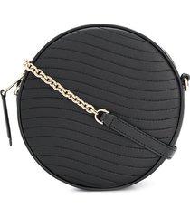 furla swing mini crossbody bag - black