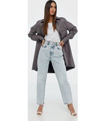 gina tricot relaxed mom jeans slim