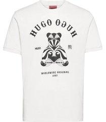 duto t-shirts short-sleeved vit hugo