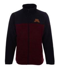 columbia minnesota golden gophers men's flanker jacket iii fleece full zip jacket