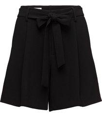 krista flowy shorts shorts flowy shorts/casual shorts svart filippa k