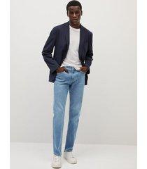 bob straight-fit jeans medium wassing