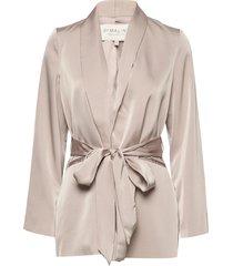 day jacket blazer colbert beige by malina