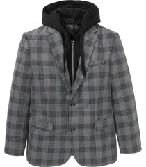 giacca con cappuccio (grigio) - bpc selection
