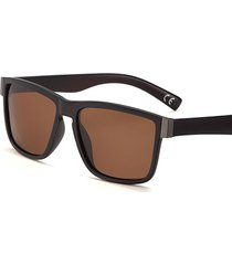 20/20 gafas lentes sol hombre polarizadas uv400 pl278 negro mate