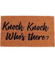 wycieraczka wejściowa knock knock