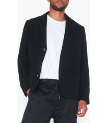 filippa k m. mitch crepe jacket kavajer & kostymer black