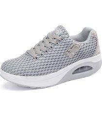 mujer zapatillas de deporte zapatillas plataforma zapatos tenis zapatilla