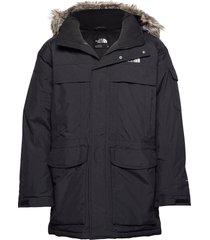 m mcmurdo outerwear sport jackets svart the north face