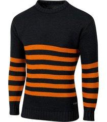 sweater azul valkymia cambridge