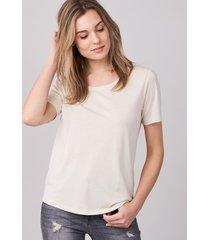 SAMOON Blouses shirt by Gerry Weber Nouveau T-shirt avec strass décolleté Femmes Taille