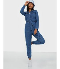 only onlsissy boiler dnm belt suit jumpsuits