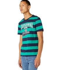 t-shirt korte mouw wrangler w7e1fk114