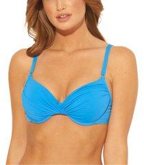bleu rod beattie underwire bikini top women's swimsuit