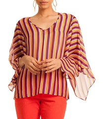 california dreaming la paz striped top