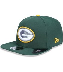 boné green bay packers 950 team twisted - new era