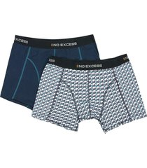 no excess boxer 2 pack in box colors