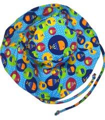 chapeu com proteção solar ecotrends peixe azul