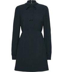 prisilla jurk knielengte zwart custommade