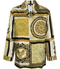 classic baroque pyjama shirt