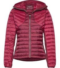 elliptica outerwear sport jackets röd tenson