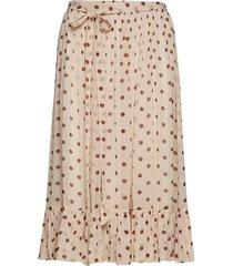 selda lång kjol rosa baum und pferdgarten
