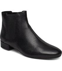 suzan stövletter chelsea boot svart vagabond