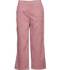 bxdina cropped pants - vida byxor rosa b.young