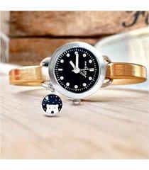 zegarek - gold - polar bear