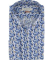bugatti overhemd blauw ontwerp