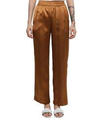 pt01 pt torino caramel victoria trousers