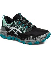 gel-fujitrabuco 8 g-tx shoes sport shoes running shoes multi/mönstrad asics