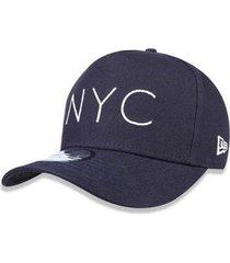 boné new era 940 nyc new york city