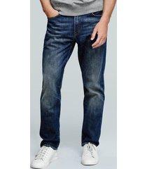 jeans straight vintage azul gap