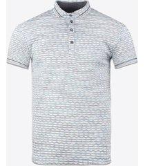 polo shirt korte mouw gabbiano denim 23114 poloshirt ecru
