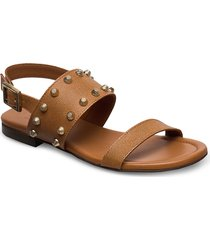 sandals 4011 shoes summer shoes flat sandals brun billi bi