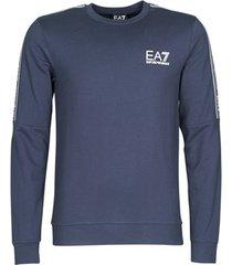 sweater emporio armani ea7 train logo series m tape t-top rn