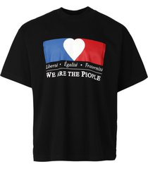 we are the people t-shirt black