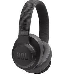 audifonos inalambricos jbl live 500bt con control de voz negro