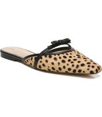 sam edelman women's carol bow-tie mules women's shoes