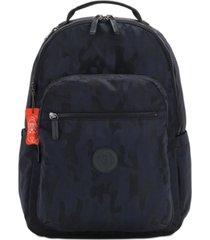 kipling men's printed backpack