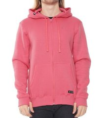 moletom element neon zip up masculino
