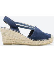 zapato casual mujer freeport z1c5 azul