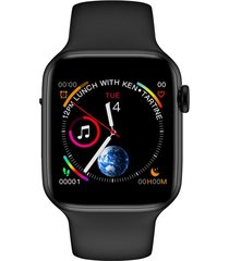 w34 smart watch banda de frecuencia cardíaca podómetro impermeable